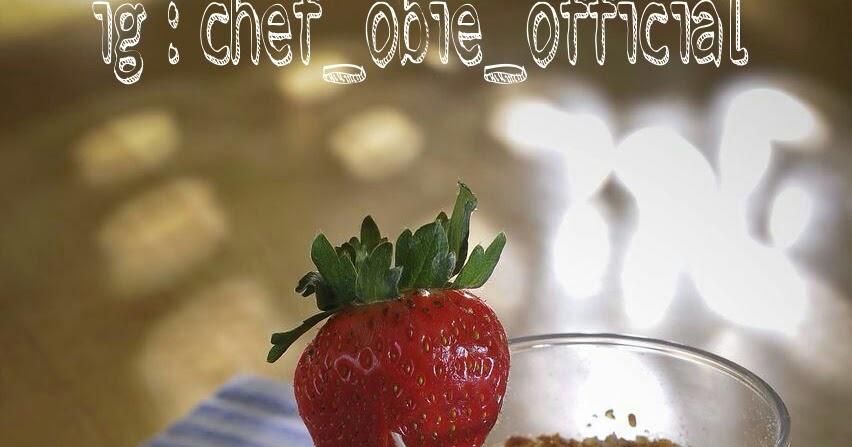 resepi yogurt buah copd blog Resepi Kek Aiskrim dan Sedap Enak dan Mudah