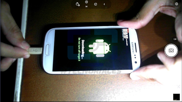 Modo Download Samsung Galaxy S3 T999