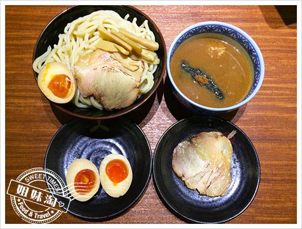 三田製麵所-我吃過最好吃的沾麵