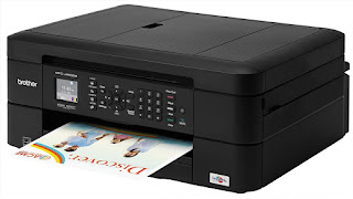 offers the highlights too usefulness y'all requirement for your dwelling business office too mortal com Brother MFC-J460DW Drivers Download, Review And Price