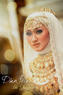 5 Cara Tips Memilih Model Hijab Pengantin Muslimah