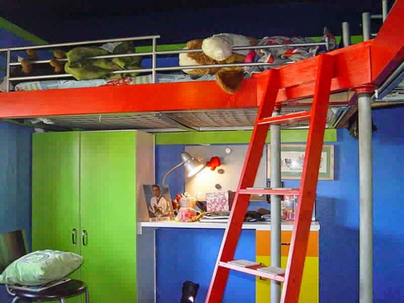 صور منوعة لغرف الأطفال