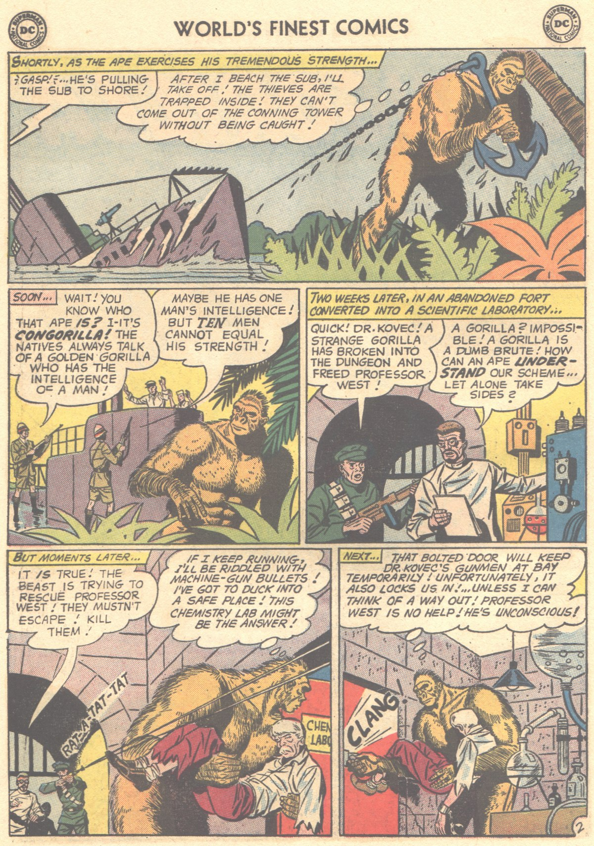 Read online World's Finest Comics comic -  Issue #148 - 26
