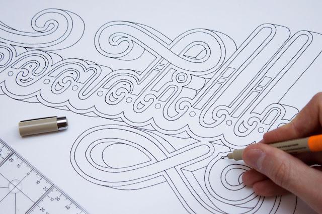 Lettering-The-Underground-ilustraciones-tipograficas-historia-metro-de-londres-nathan-evans