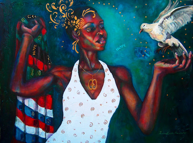 Tamara Natalie Madden Art