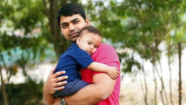 India's Youngest Single Father Invites 10,000 Homeless And Orphans To Wedding