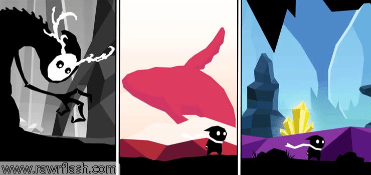 Eternal Hope: Feito pela Double Hit Games, Eternal Hope é um jogo dark de exploração que parece ter sido inspirado pelo clássico game Limbo.
