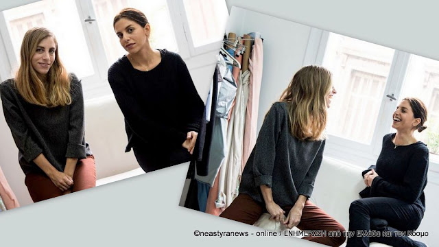 Η Μαρίζα Παγκάκη και η Ιωάννα Τσαντάκη θέλουν οι γυναίκες να ''λιώνουν'' τα ρούχα τους