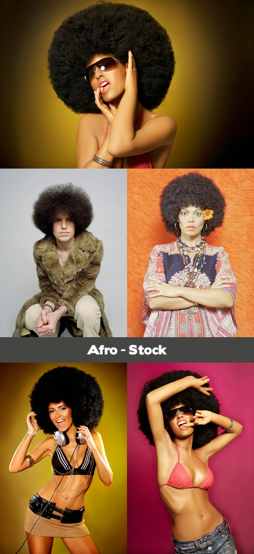 Afro - Stock
