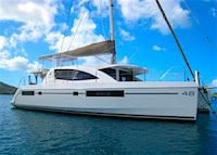 Sunsplash Luxury Crewed Yacht Charter Catamarans