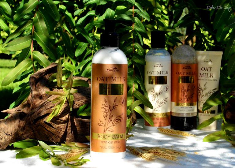 Joanna Botanicals for Home Spa Oat Milk - Odżywczy balsam do ciała z Mleczkiem Owsianym recenzja
