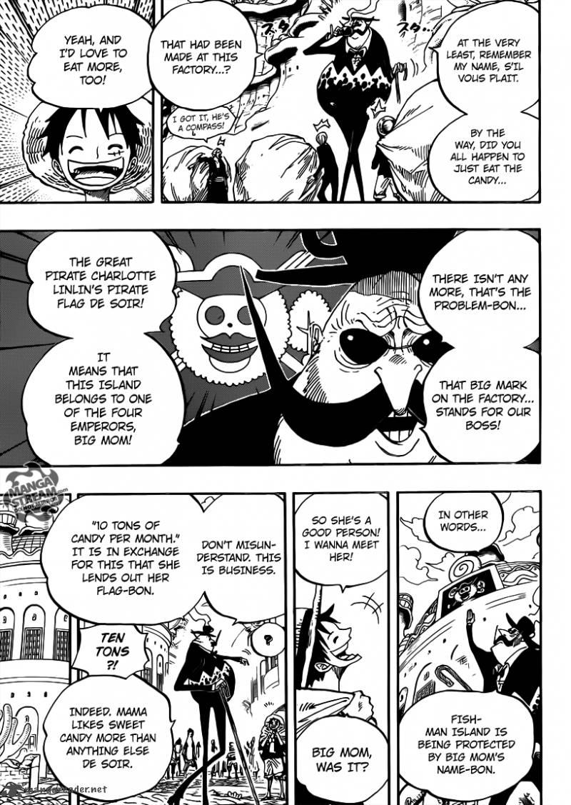 One Piece 651