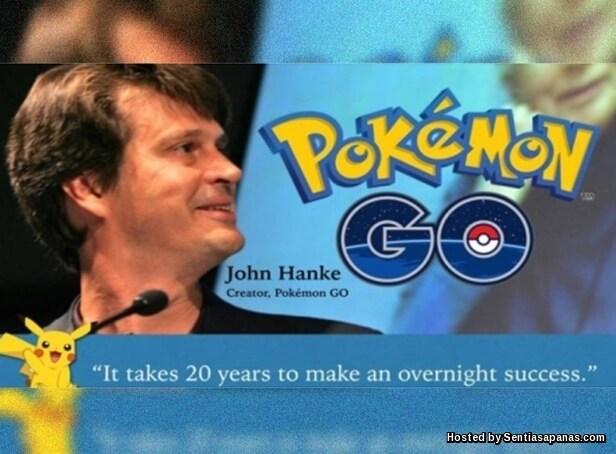 John Hanke Pokémon Go Creator