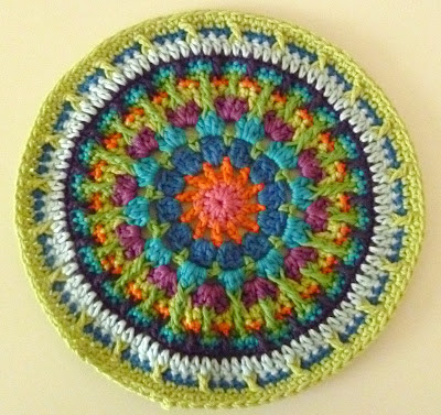 FAIR ISLE CUSHION