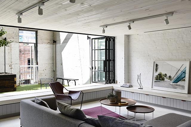TDC Fitzroy Loft by Architects EAT