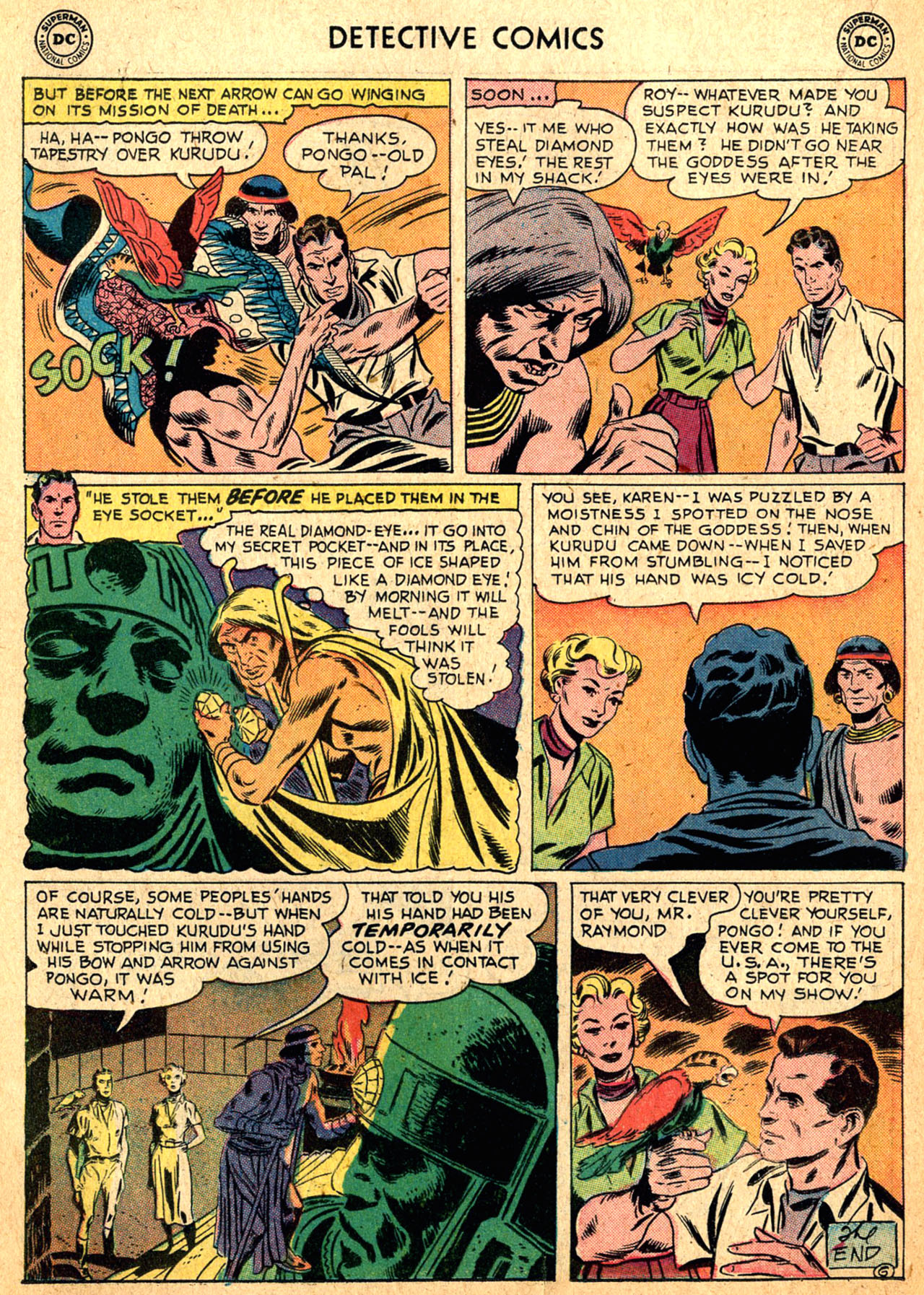 Detective Comics (1937) 251 Page 21