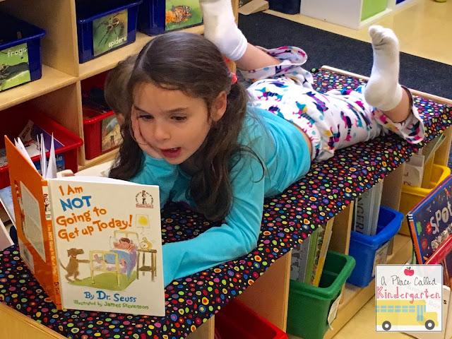 Take Kindergarten reading to whole new level by having a Seuss Week to celebrate reading and rhyming with Dr. Seuss in your Kindergarten classroom. Click to get some Dr. Seuss activities freebies.