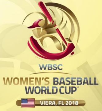 WBSC Women's Baseball World Cup 2018 USA, teams Groups schedule,  Dates
