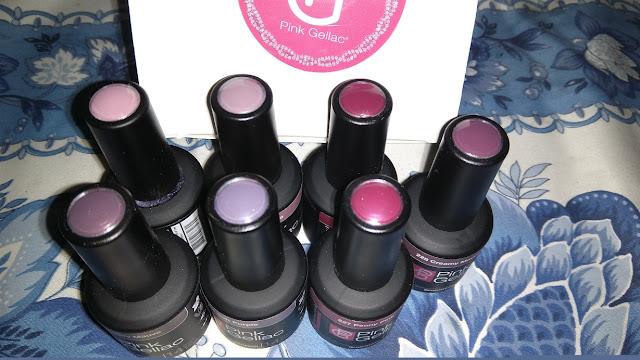 pinkgellac