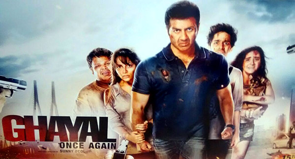 Bollywood movie Ghayal Once Again Box Office Collection wiki, Koimoi, Ghayal Once Again cost, profits & Box office verdict Hit or Flop, latest update Budget, income, Profit, loss on MT WIKI, Bollywood Hungama, box office india
