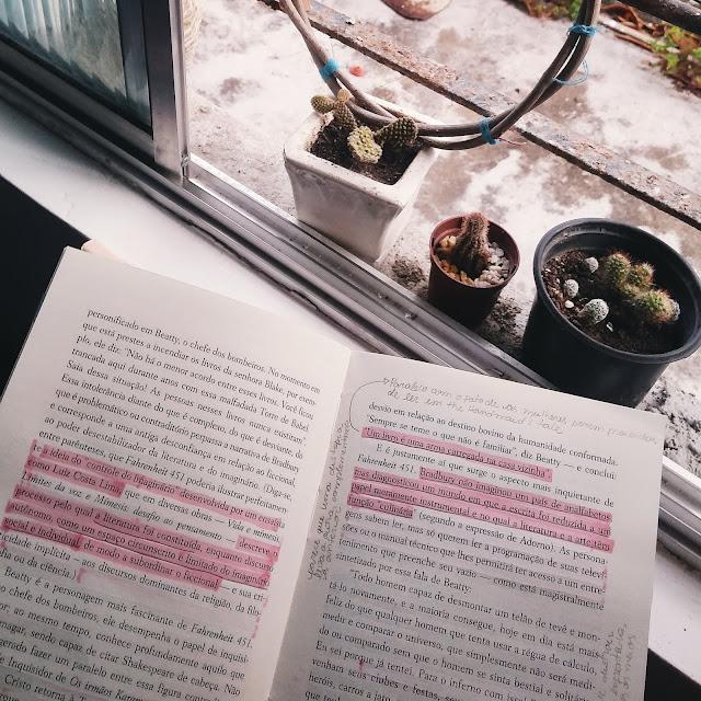 resenha livro fahrenheit