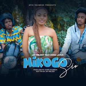 Download Mp3   Jay Melody ft Dogo Janja - Mikogo Sio