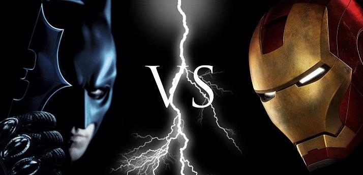 Fakta di Balik Persaingan Keras Para Superhero DC dan Marvel