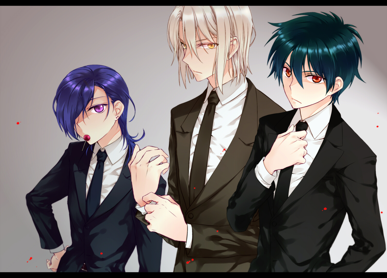 Moonlight Summoners Anime Sekai The Devil Is A Part Timer Hataraku Mao Sama