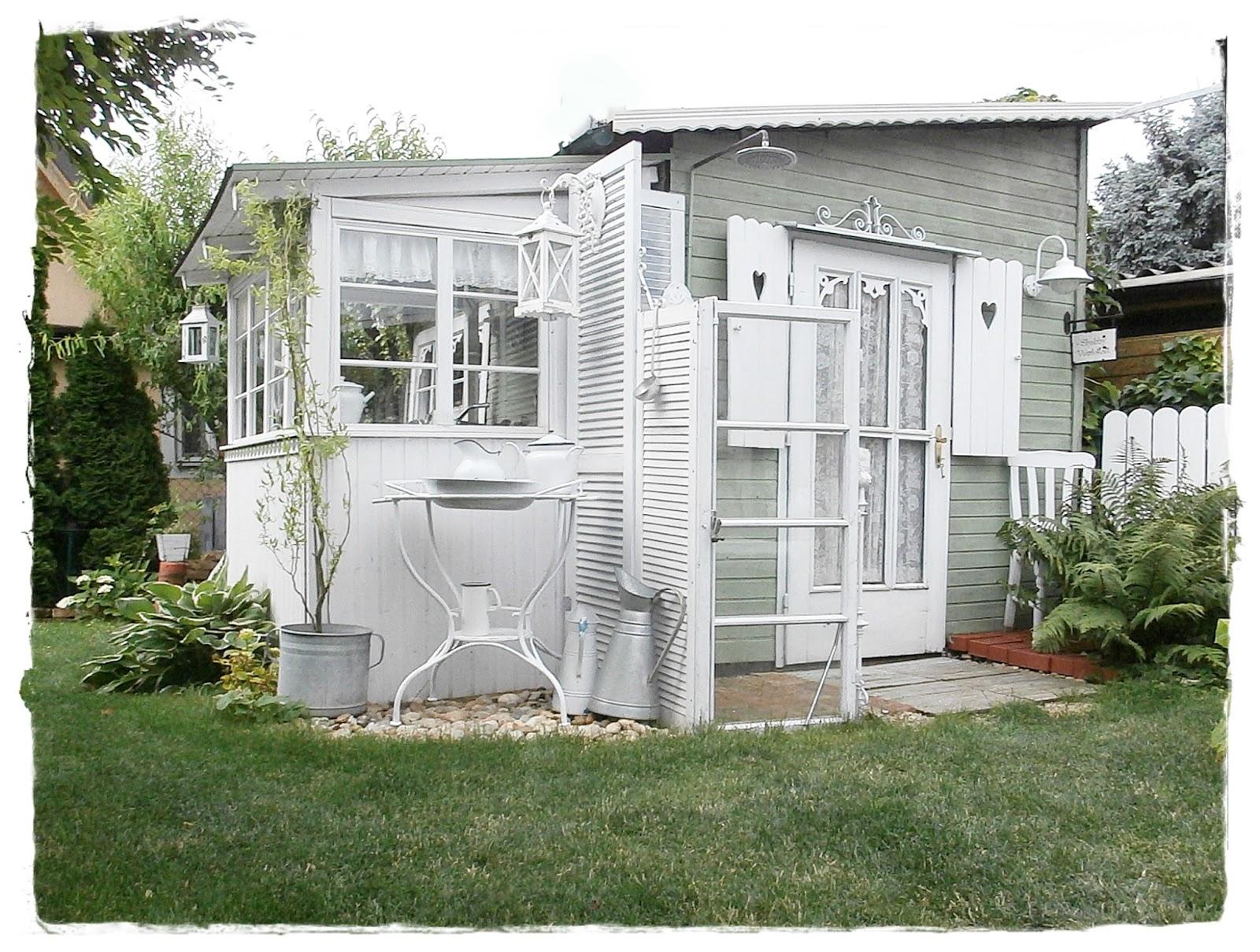 Luxus Shabby Chic Garten Design