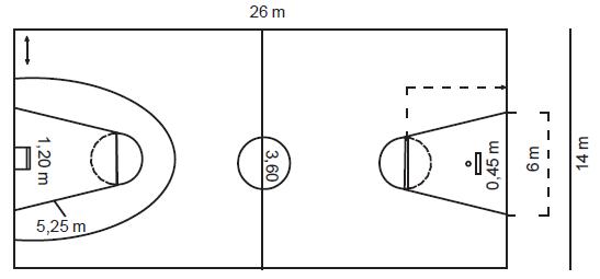 20++ Gambar lapangan bola basket mini info