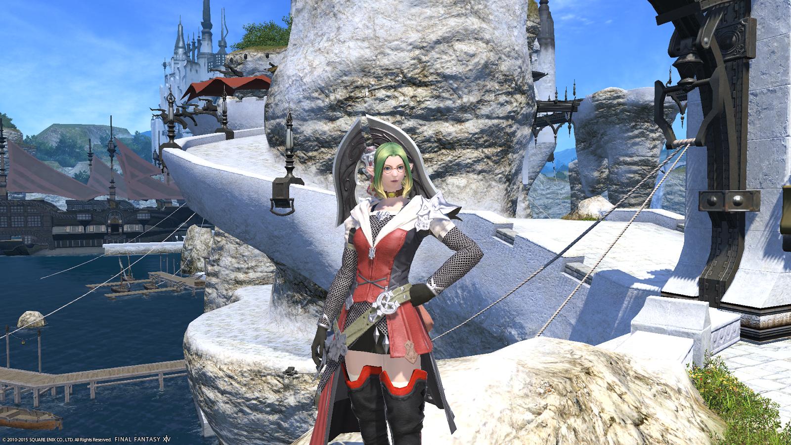 Deathwing Assault - Mr  Arocena's Gaming Blog: Final Fantasy