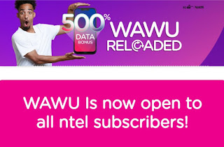 How To Activate Ntel Wawu data plans code
