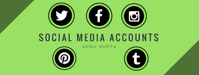 Social Media Accounts