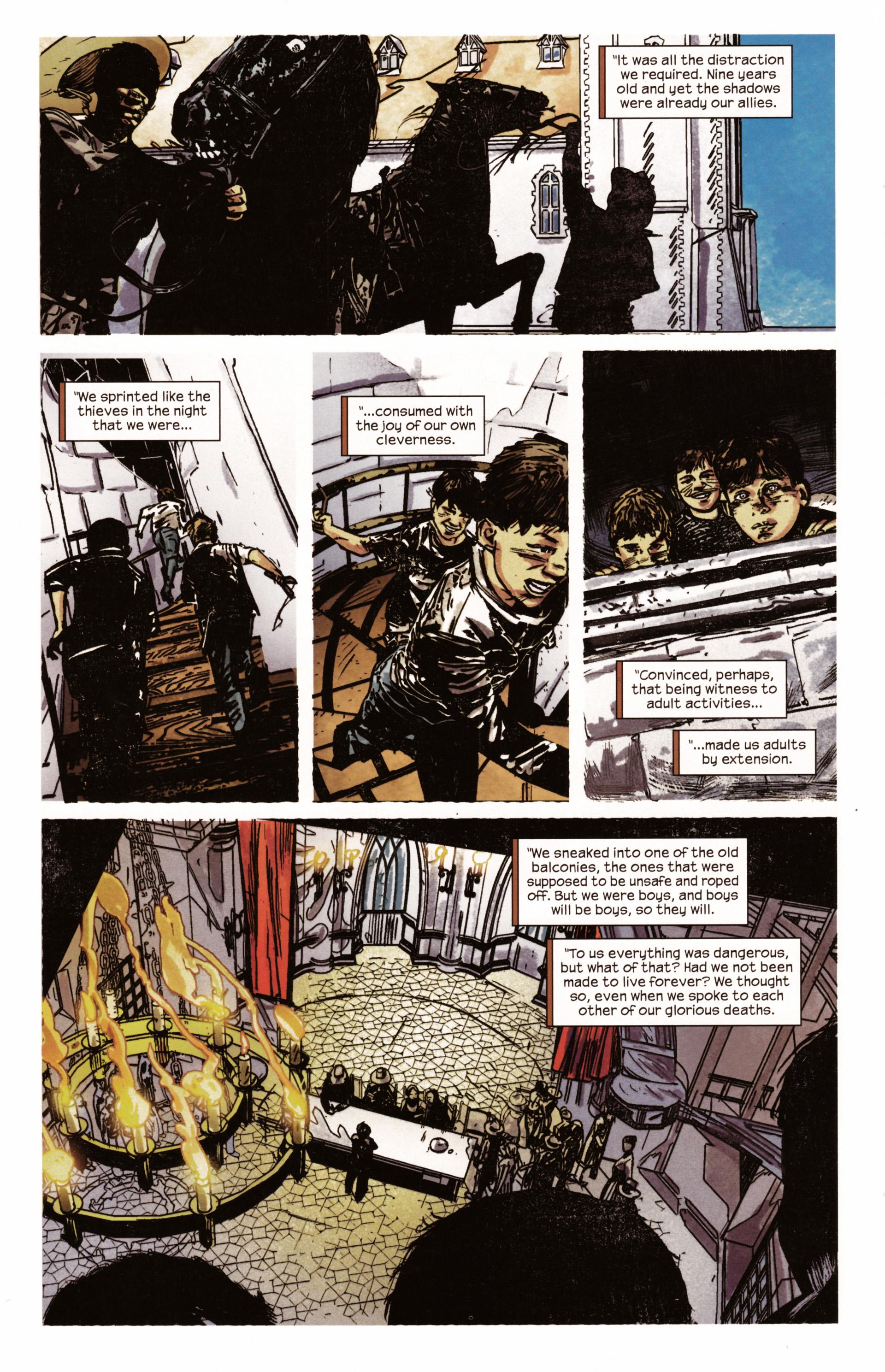 Read online Dark Tower: The Gunslinger - The Man in Black comic -  Issue #2 - 17