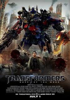 Transformers 3 Dark of the Moon (2011) Dual Audio 720p BluRay x264 [Hindi +English] ESubs