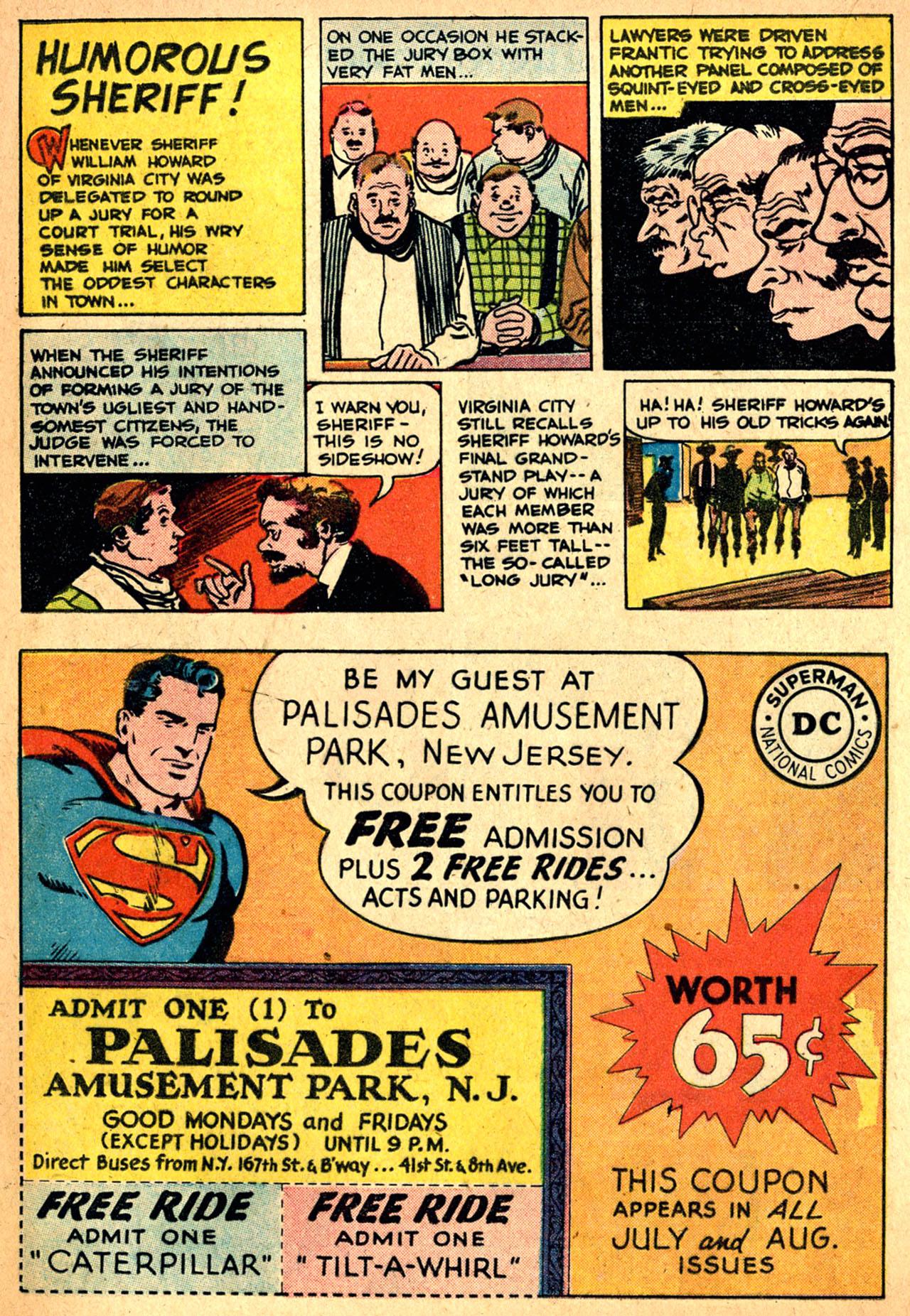 Read online Detective Comics (1937) comic -  Issue #257 - 24