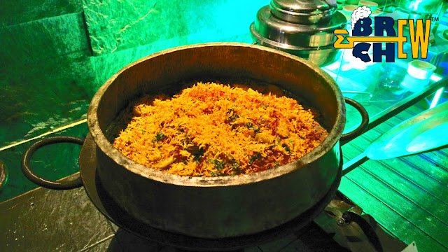 By The Blue | Hotel Grand Mercure, Bangalore Review | Biryani