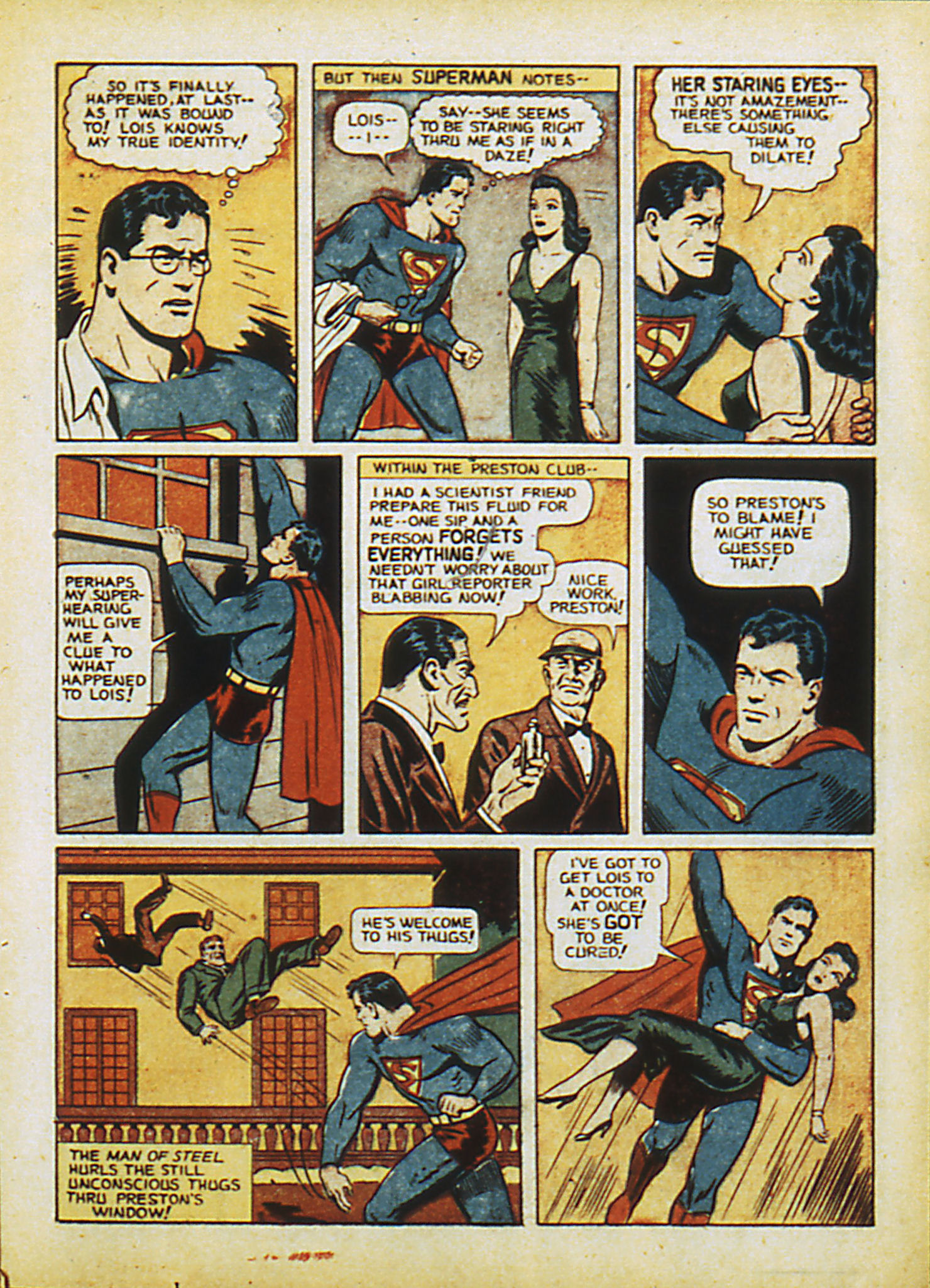 Action Comics (1938) 32 Page 11