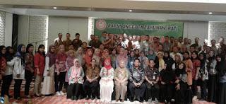 Sri Rejeki Ketua Koperasi Perkasa Syahbandar Tanjung Priok, Capt. Christiana Yustita  Sebagai Pengawas