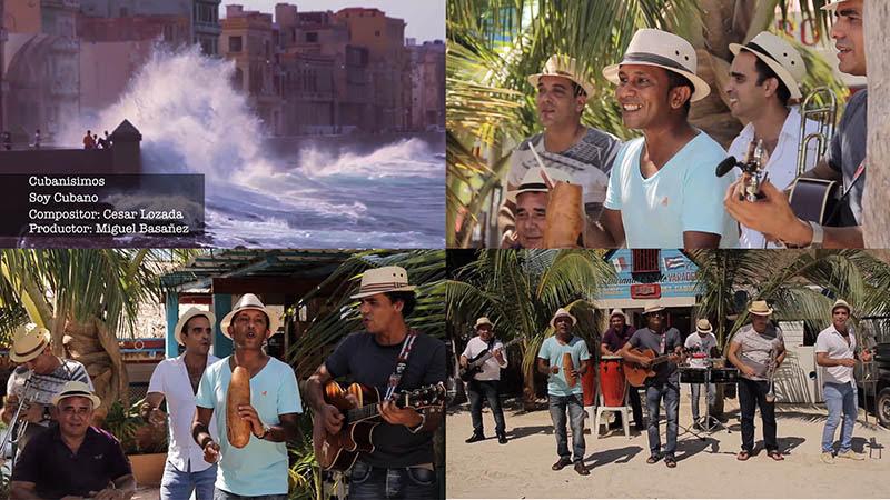Cubanísimo - ¨Soy Cubano¨ - Videoclip. Portal Del Vídeo Clip Cubano - 01