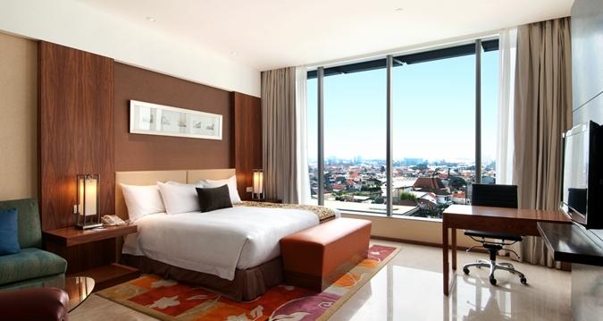 Info Harga Hotel Hilton di Bandung