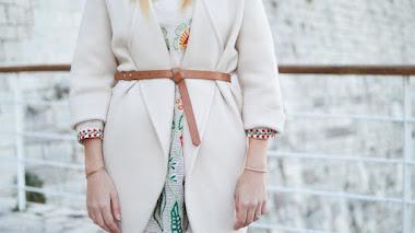 8 formas nuevas de usar los viejos cinturones de cuero
