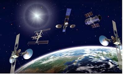 Satelit Buatan - pustakapengetahuan.com