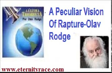 A Peculiar Vision Of Rapture Of What Is Going To Happen Soon by olav rodge