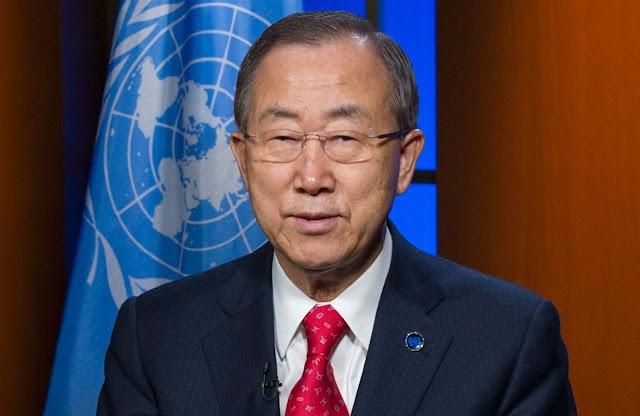 El Secretario General de la ONU visitó el Norte de Africa