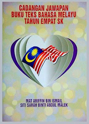 Buku Panduan Jawapan Bahasa Melayu Tahun 4 SK