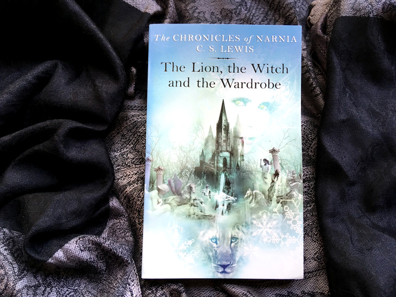 The Lion, the Witch, and the Wardrobe Cover