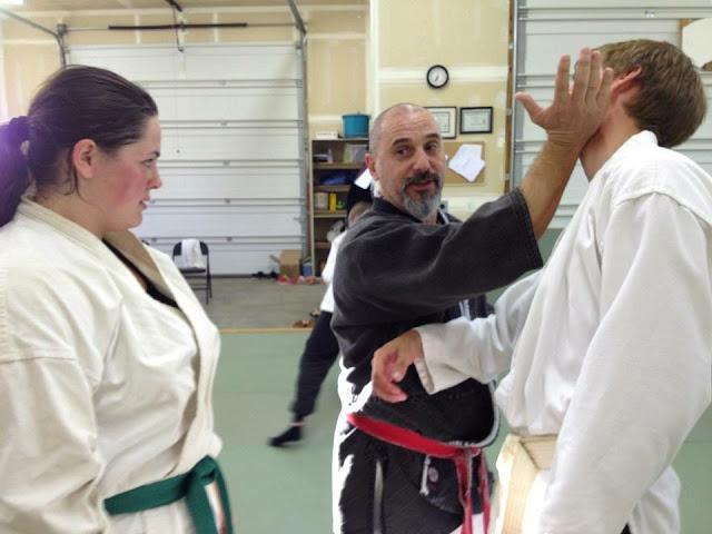 Michael Cerpok, mobile monk, jujitsu