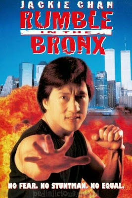 Sinopsis film Rumble In the Bronx (1995)