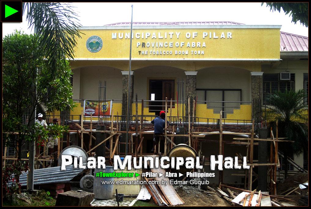 PILAR, ABRA TOWN/MUNICIPAL HALL